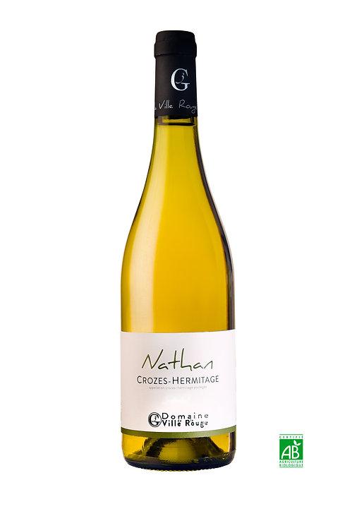 Cuvée Nathan 2018 - Crozes Hermitage - Blanc