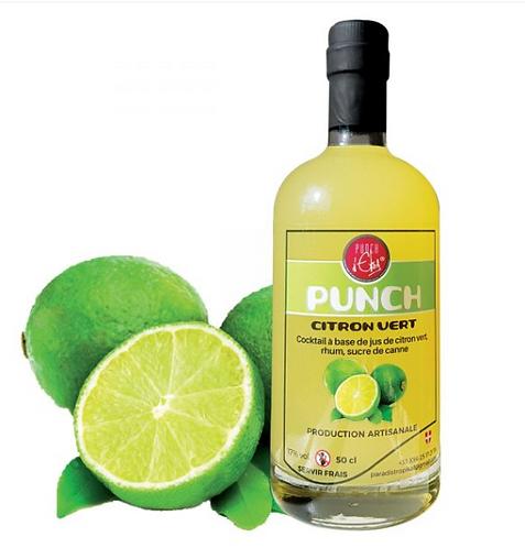 Punch citron vert