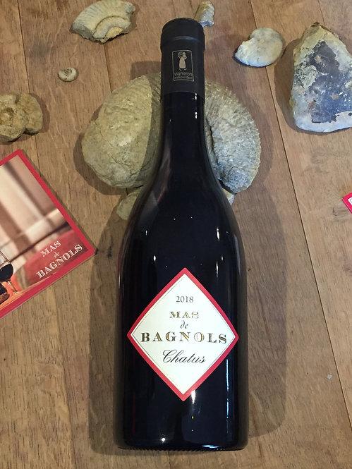 Chatus 2019 - Vin de pays Côteaux de l'Ardèche - Rouge