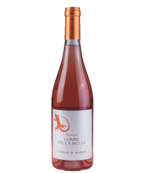 Perles d'Aubun 2019 - Vin de France - Rosé