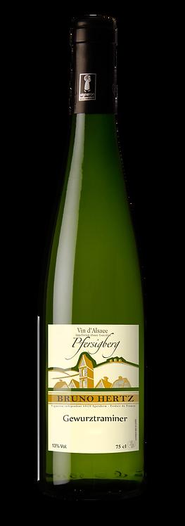 Gewurztraminer Pfersigberg 2015 - AOC Alsace - Blanc