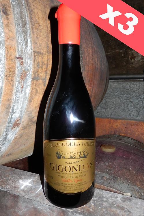 Cuvée Vieilles Vignes 2017 - Gigondas - Rouge x3