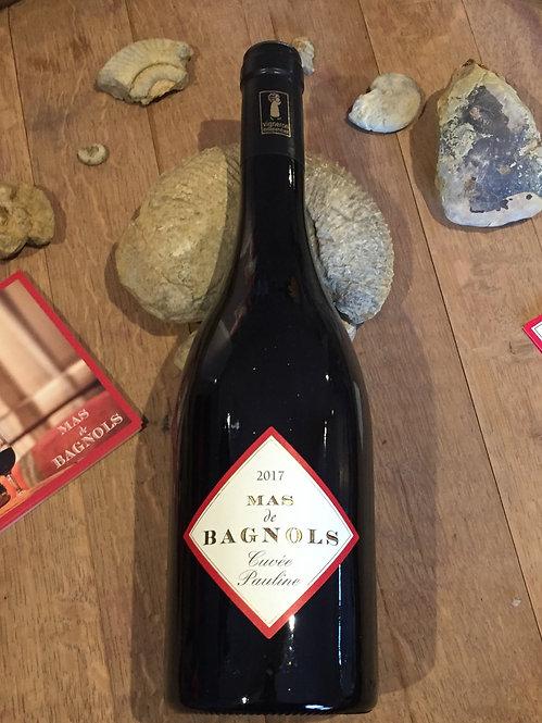 Cuvée Pauline 2018 - Côtes du Vivarais - Rouge