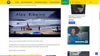Livre Surf_ Alex Ribeiro