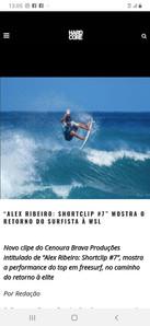 Revista HardCore_ Alex Ribeiro