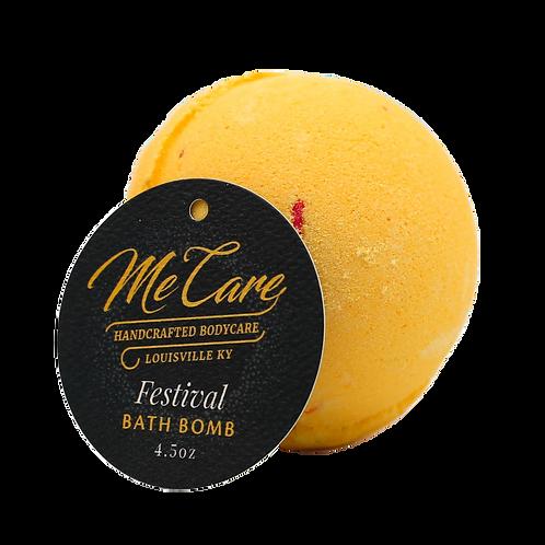 Festival Bath Bomb