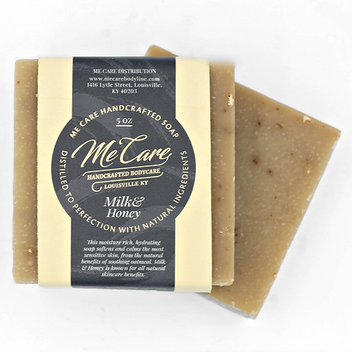 Milk and Honey Handcrafted Soap