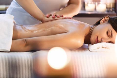 Lotion Massage