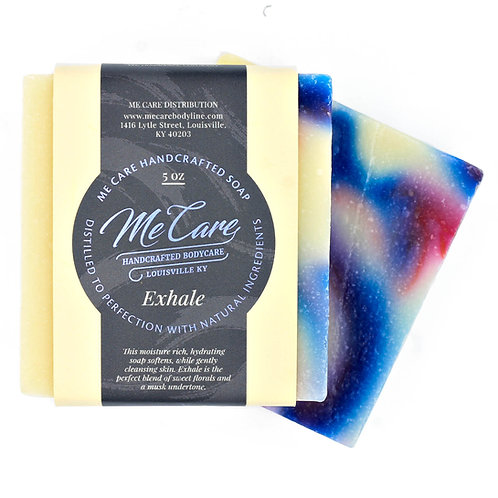 Exhale Handcrafted Soap