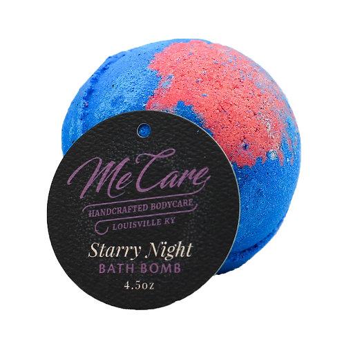 Starry Night Bath Bomb