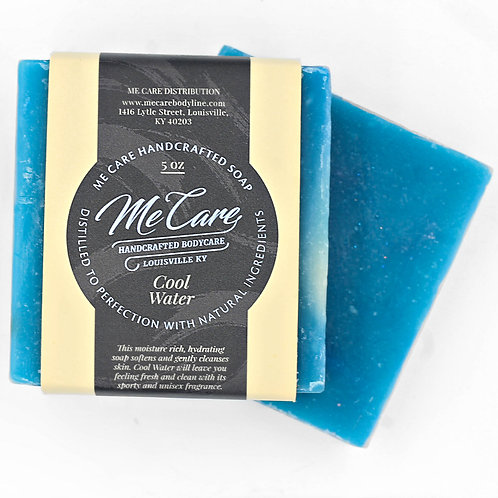 Cool Water Handcrafted Soap