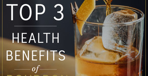 The Top 3 Health Benefits of Bourbon