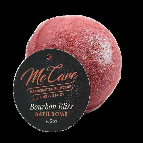 Bourbon Bliss Bath Bomb