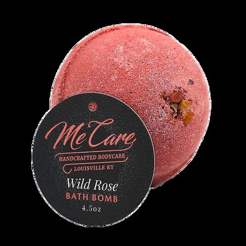Wild Rose Bath Bomb