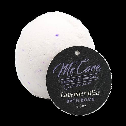 Lavender Bliss Bath Bomb