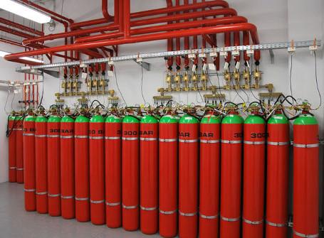 Gas Suppression