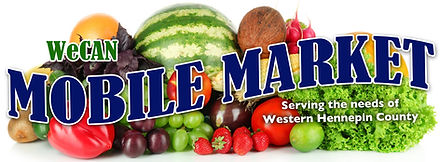 WeCAN Mobile Market fresh fruit and veggies serving those in need in Mound MN area