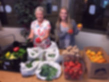 Fresh Produce Quality Food For Those In Need WeCAN Volunteers