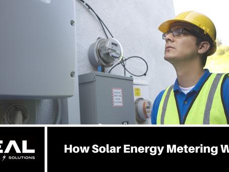 How Solar Energy Metering Works
