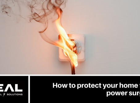 How to protect your home from power surges?