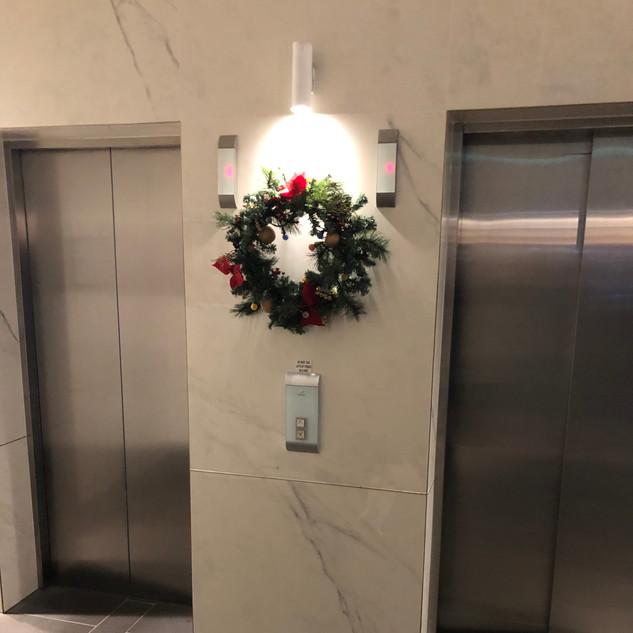 Foyer Lifts - Christmas 2018