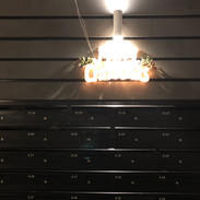 Foyer Mailboxes - Christmas 2018