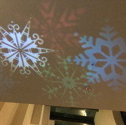 Foyer Ceiling - Christmas 2018