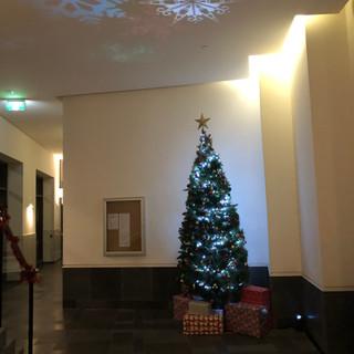 Foyer - Christmas 2018