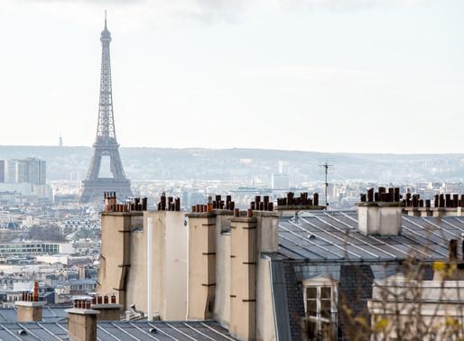 PARIS 5 YEARS!