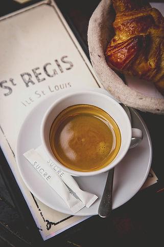 Café Saint Regis by Magdalena Martin