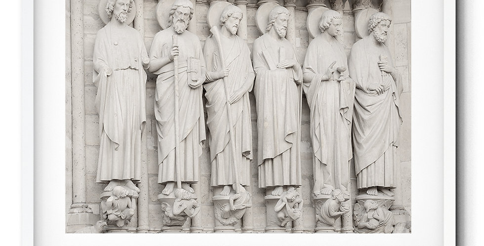 Statues of Notre Dame