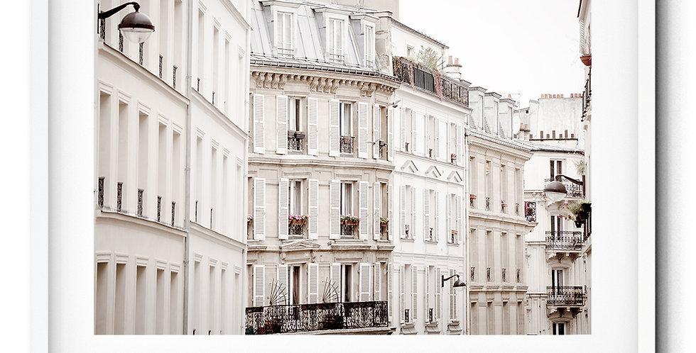 Rue Garreau, Montmartre