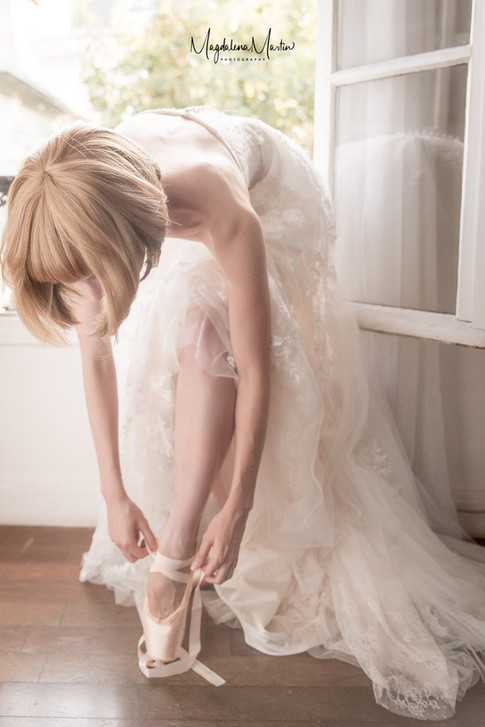 ballet photographer in Paris