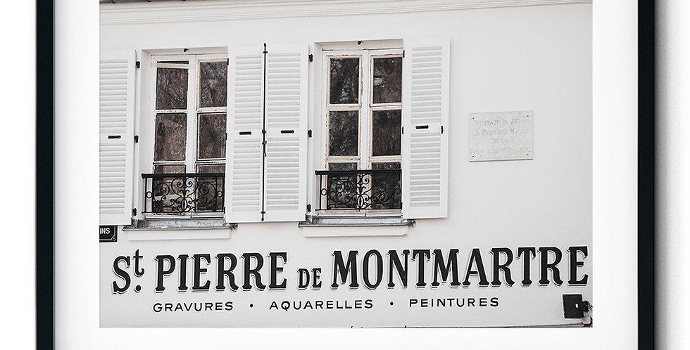 St Pierre de Montmartre