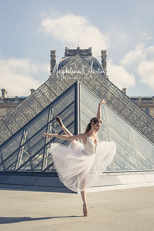 Ballet Photographer in Paris, photograph