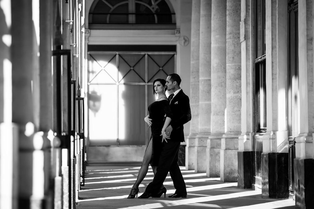 dance photographer in Paris