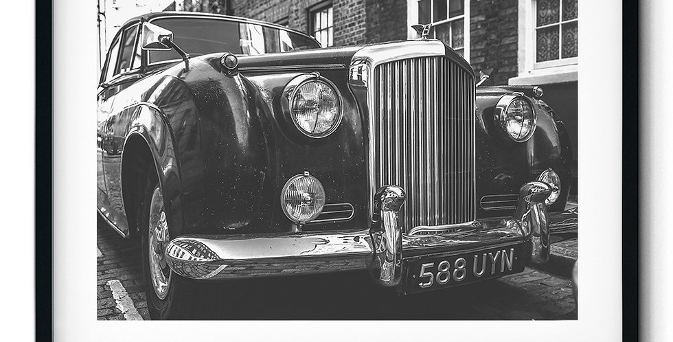 Rolls-Royce black