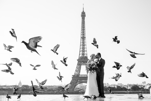 A elopement in Paris