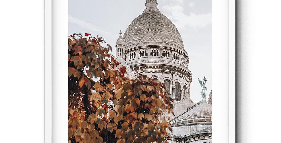 Sacré-Cœur Autumn