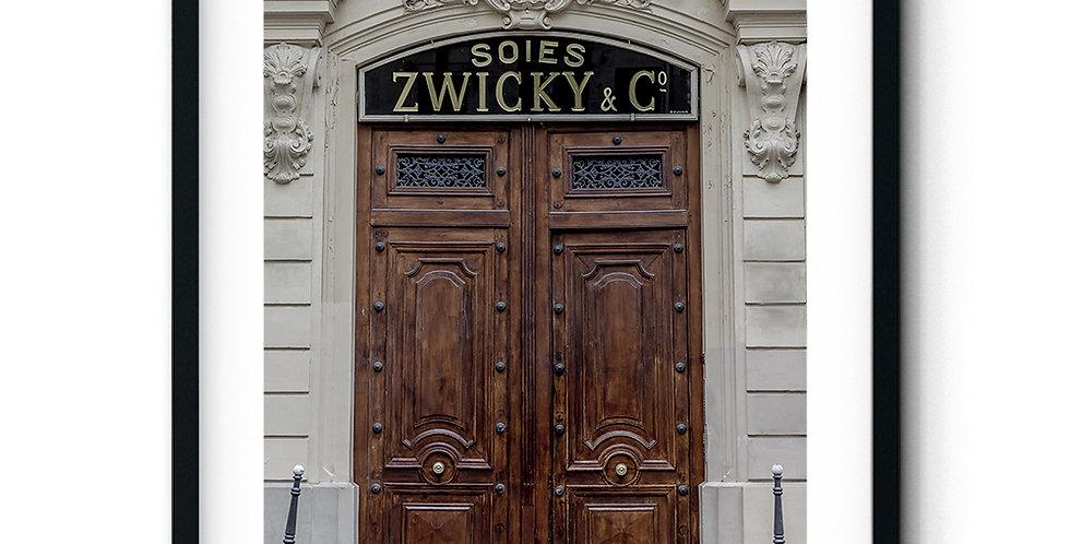 Zwicky & CO