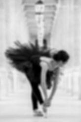 Ballet photographer in Paris, photograph