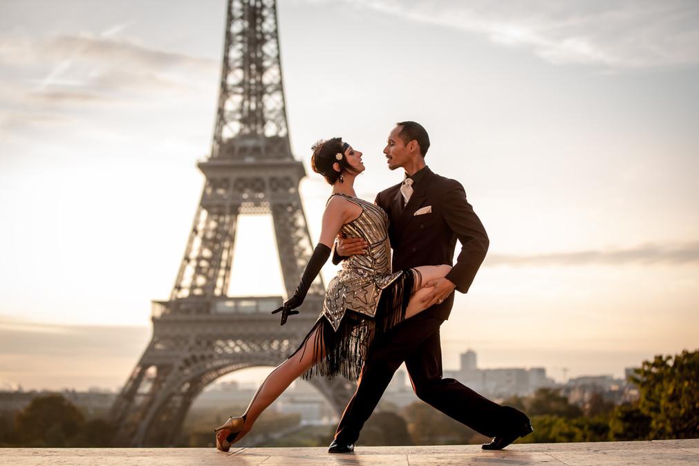 Last Tango in Paris, dance photographer in Paris,