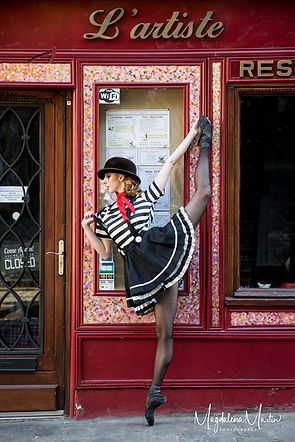 Ballet Photographer in Paris, photographe de ballet a Paris