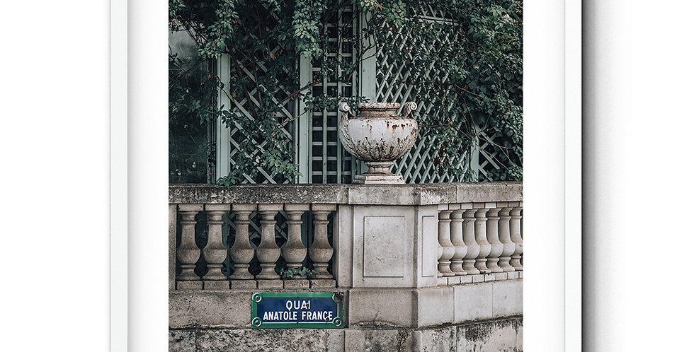 Quai Anatole France