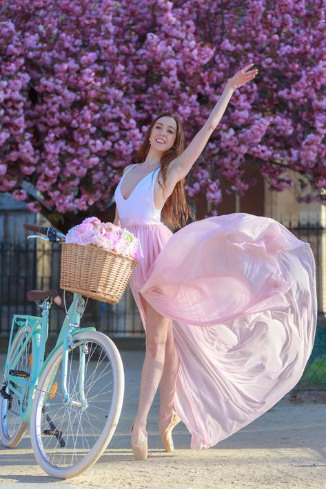ballet photographer in Paris, photographe de ballet a Paris,