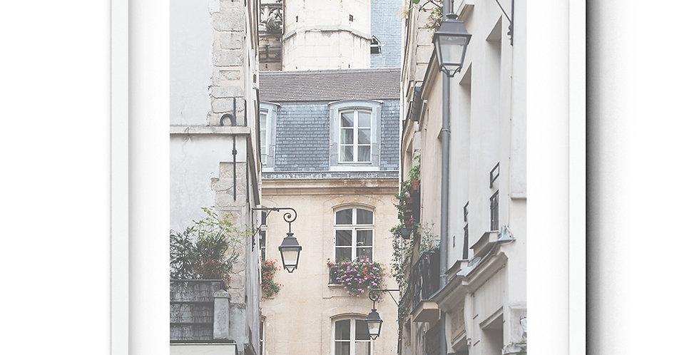 Streets in Marais