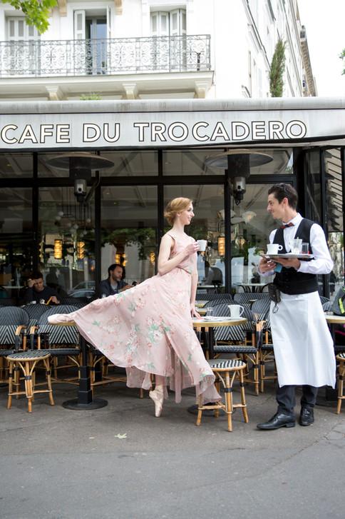 ballet photographer in Paris,