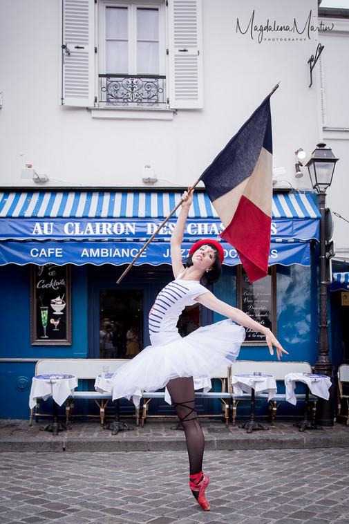 ballet photgrapher in Paris,