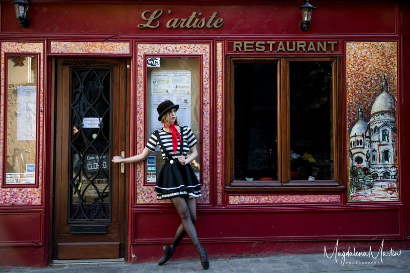 dance photographer in Paris,