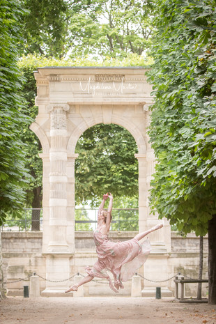 ballet photogrpaher in Paris
